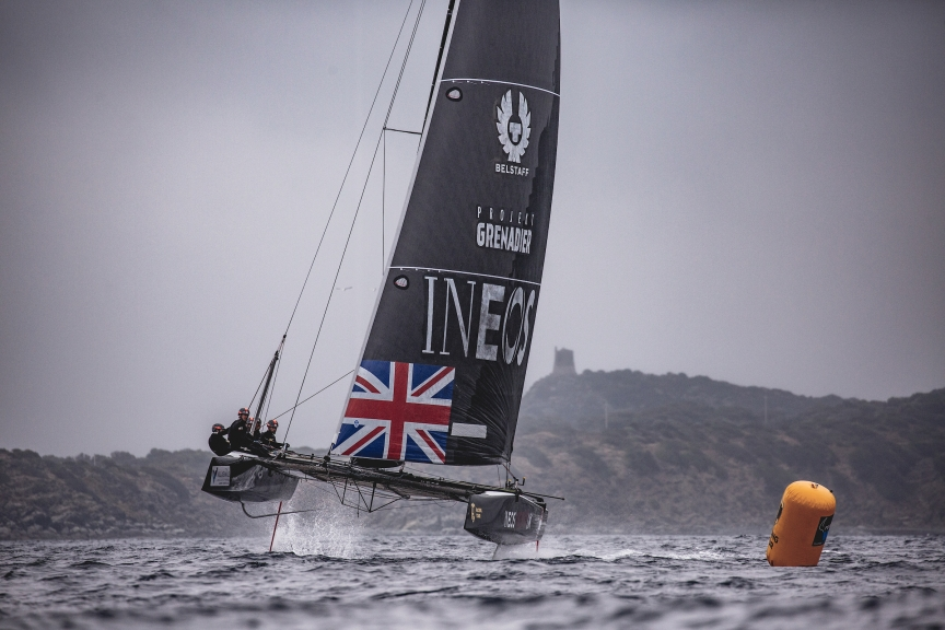 Preview   The 2019 GC32 World Championship, Lagos.