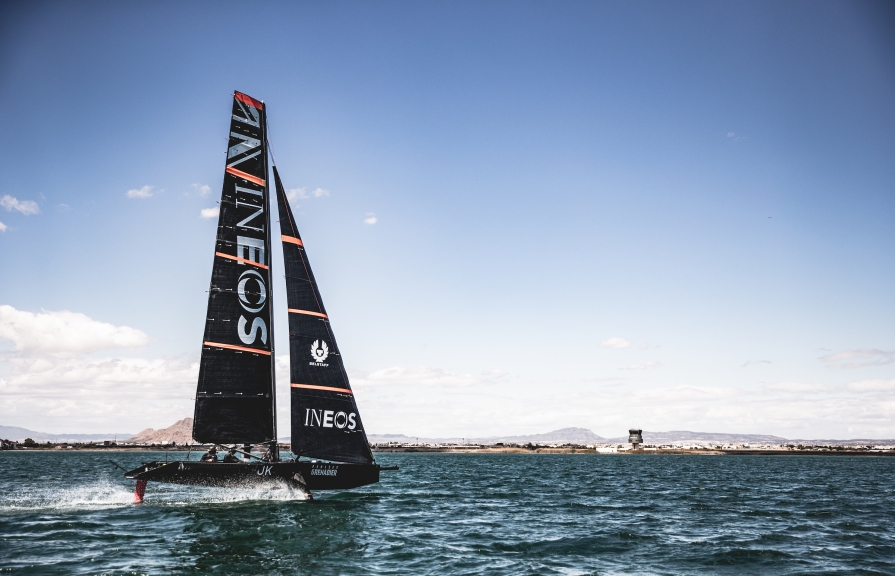 Additives for the AC75: Race boat boosted by precision 3D printing and measurement expertise