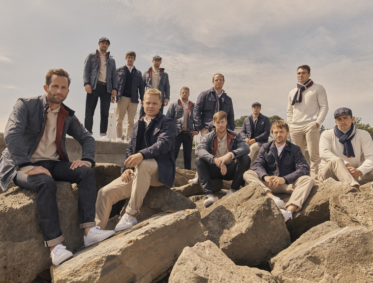 Belstaff design the official on-shore capsule collection