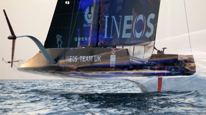 Targeting America's Cup success with Amazon Web Services (AWS)
